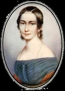 Clara Wiecke, 1838