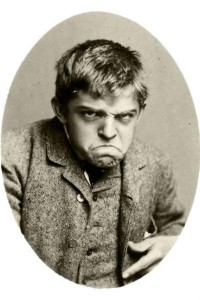 The young Carl Nielsen