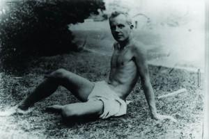 Béla Bartók, out of doors