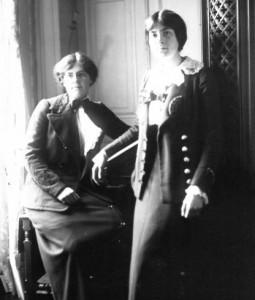 Nadia and Lili Boulanger, 1913