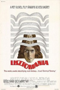 Lisztomania film poster