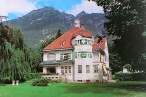 Villa Strauss in Garmisch