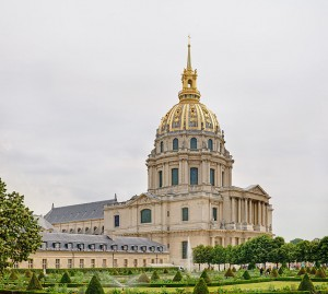 The Dome Church at Les Invalides