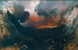 The Great Day of His Wrath. John Martin, 1851