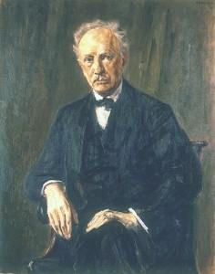 Richard Strauss, 1918
