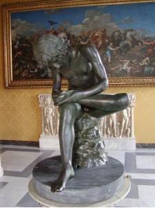 Lo Spinario. Musei Capitolini, Rome.