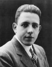 Francis Poulenc, 1922.