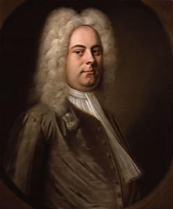 George Frederic Handel. Balthasar Denner (ca. 1726 - 1728)